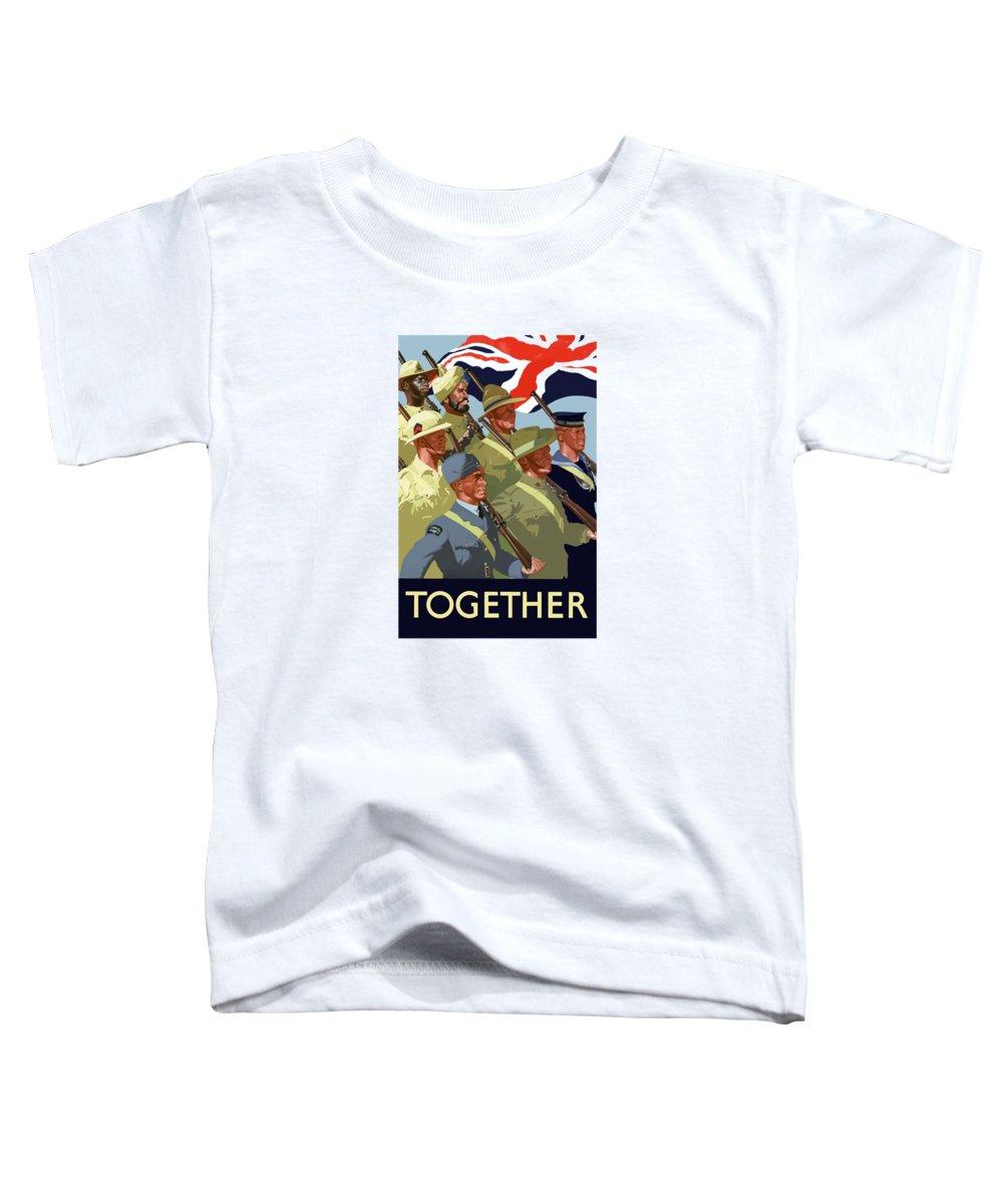 British Toddler T-Shirts