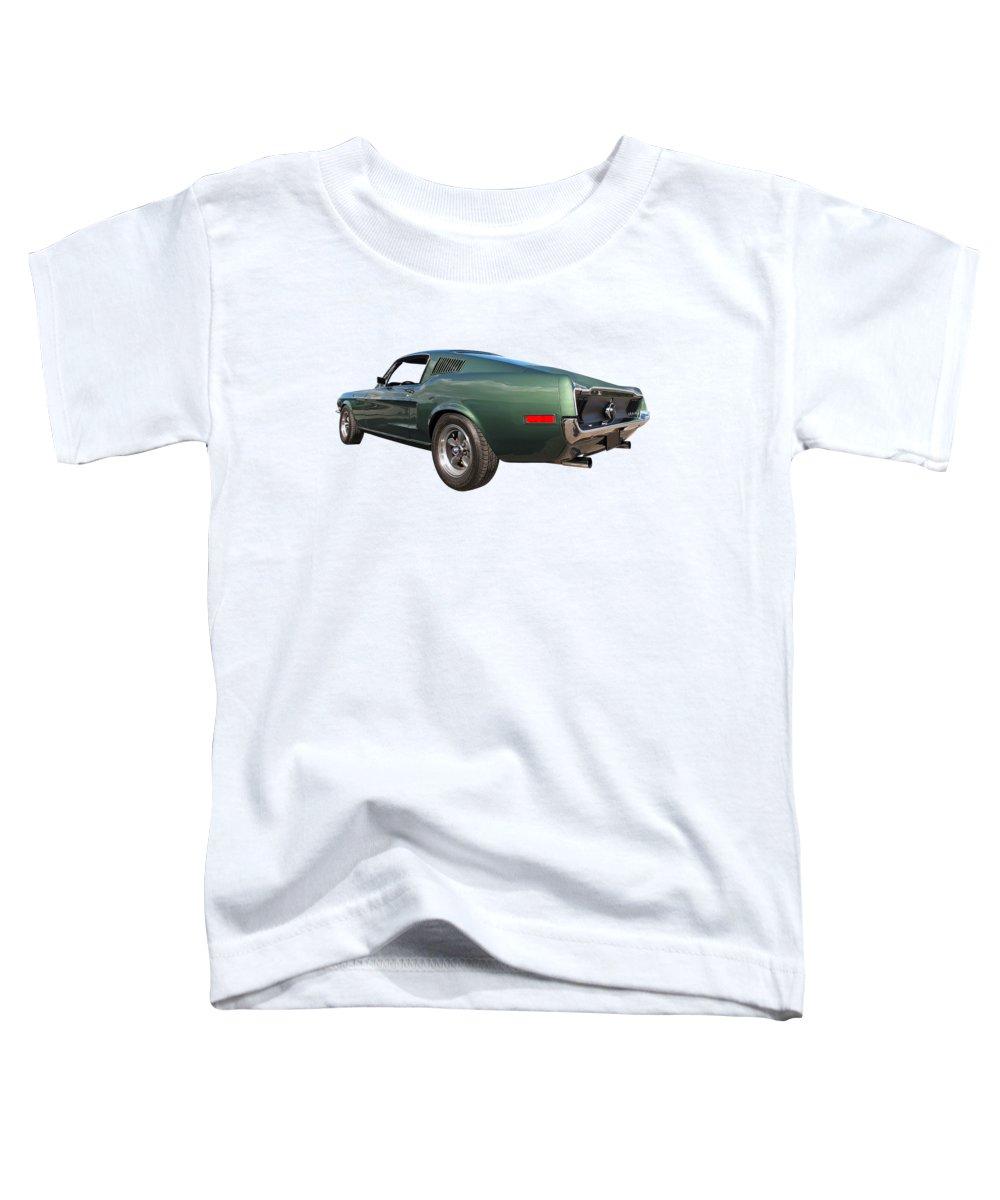Bullitt Photographs Toddler T-Shirts