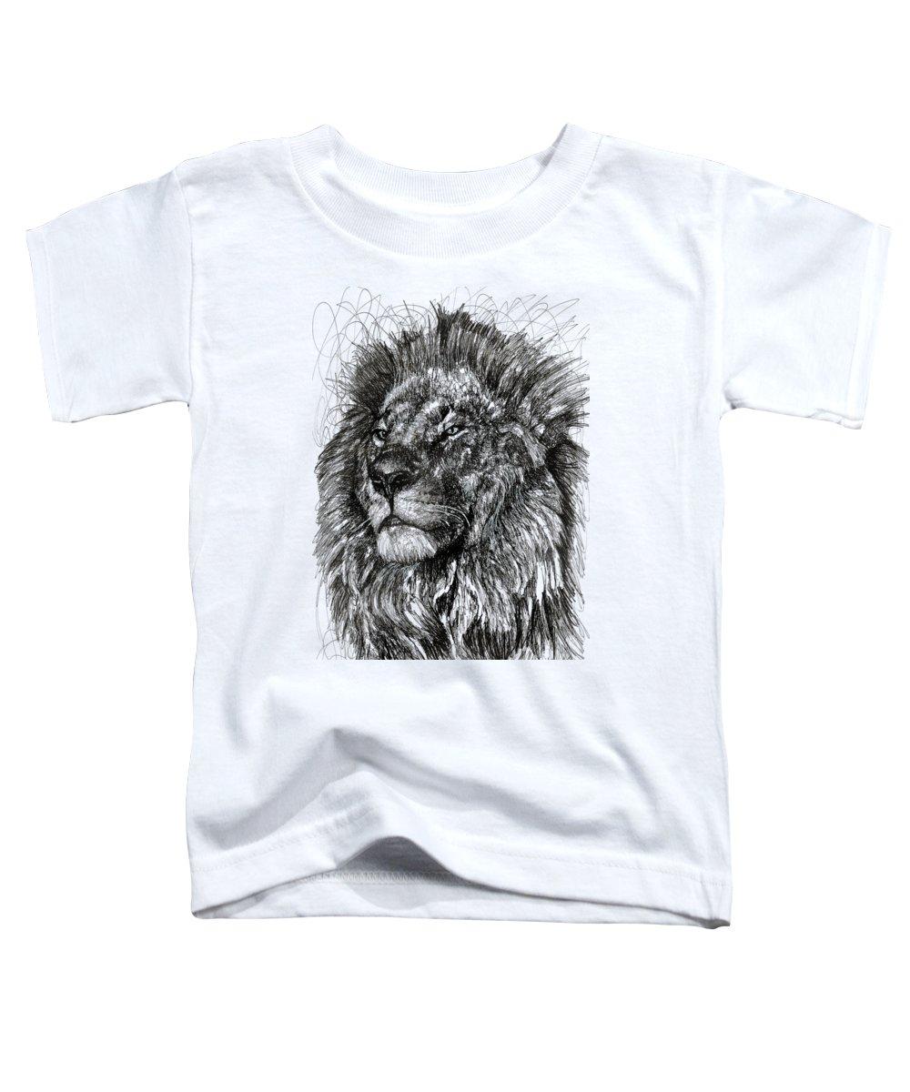 Mane Toddler T-Shirts