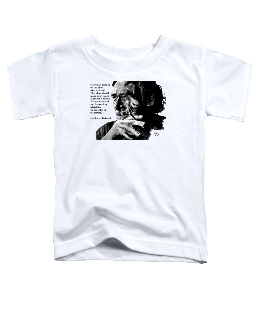 Face To Face Toddler T-Shirts