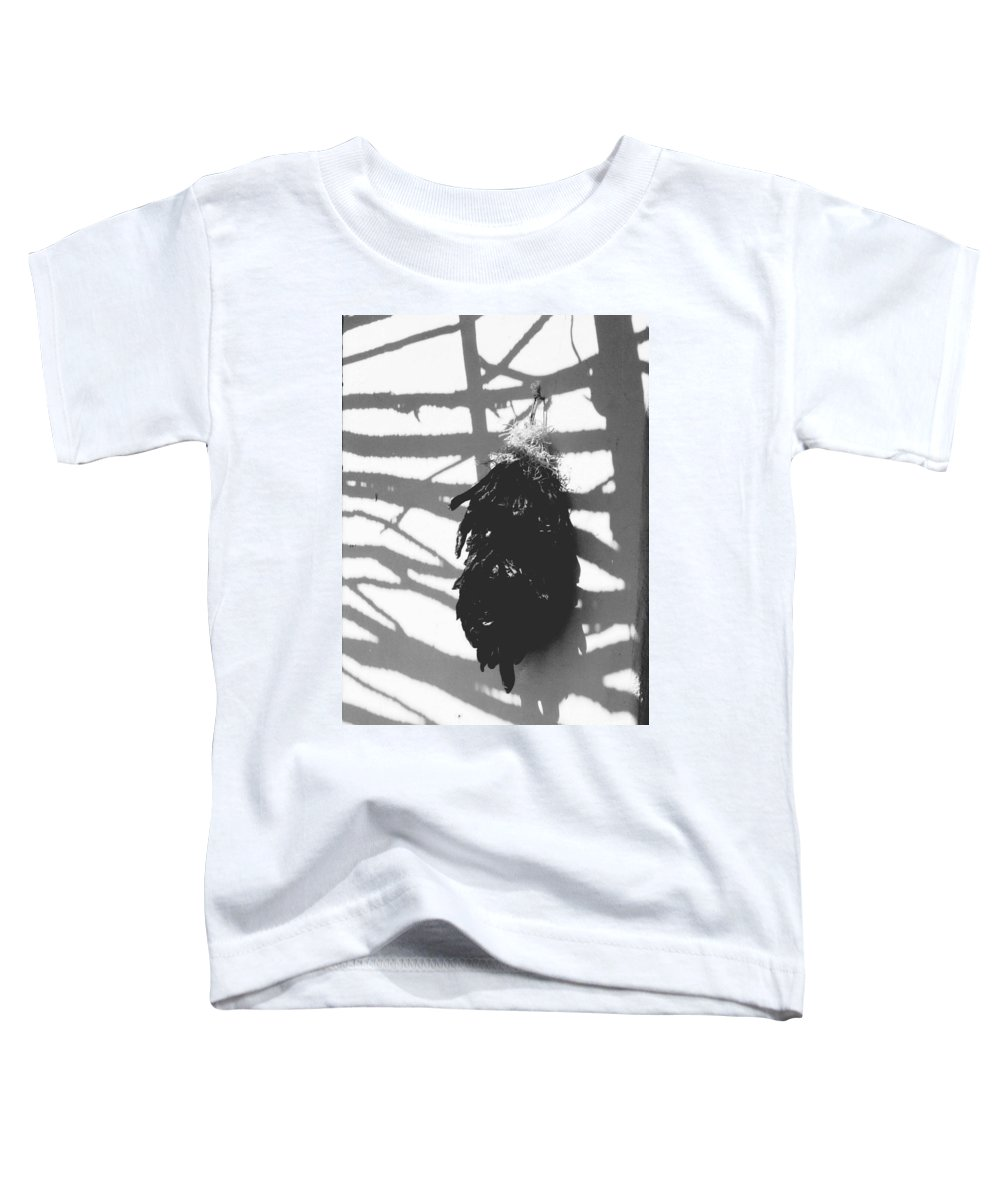 Chiles Toddler T-Shirt featuring the photograph Chiles by Kathy McClure