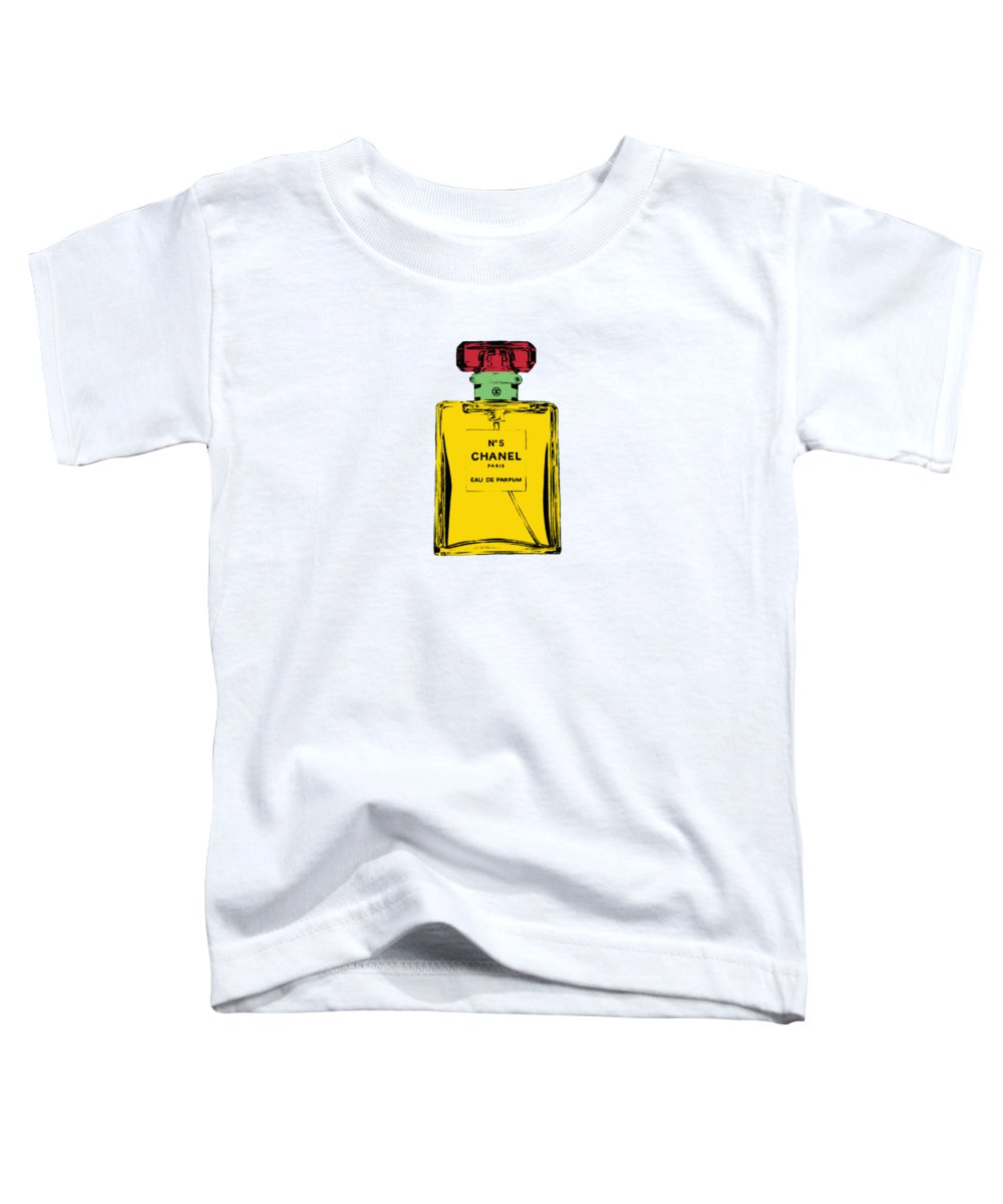 Bottle Toddler T-Shirt featuring the photograph Chnel 2 by Mark Ashkenazi