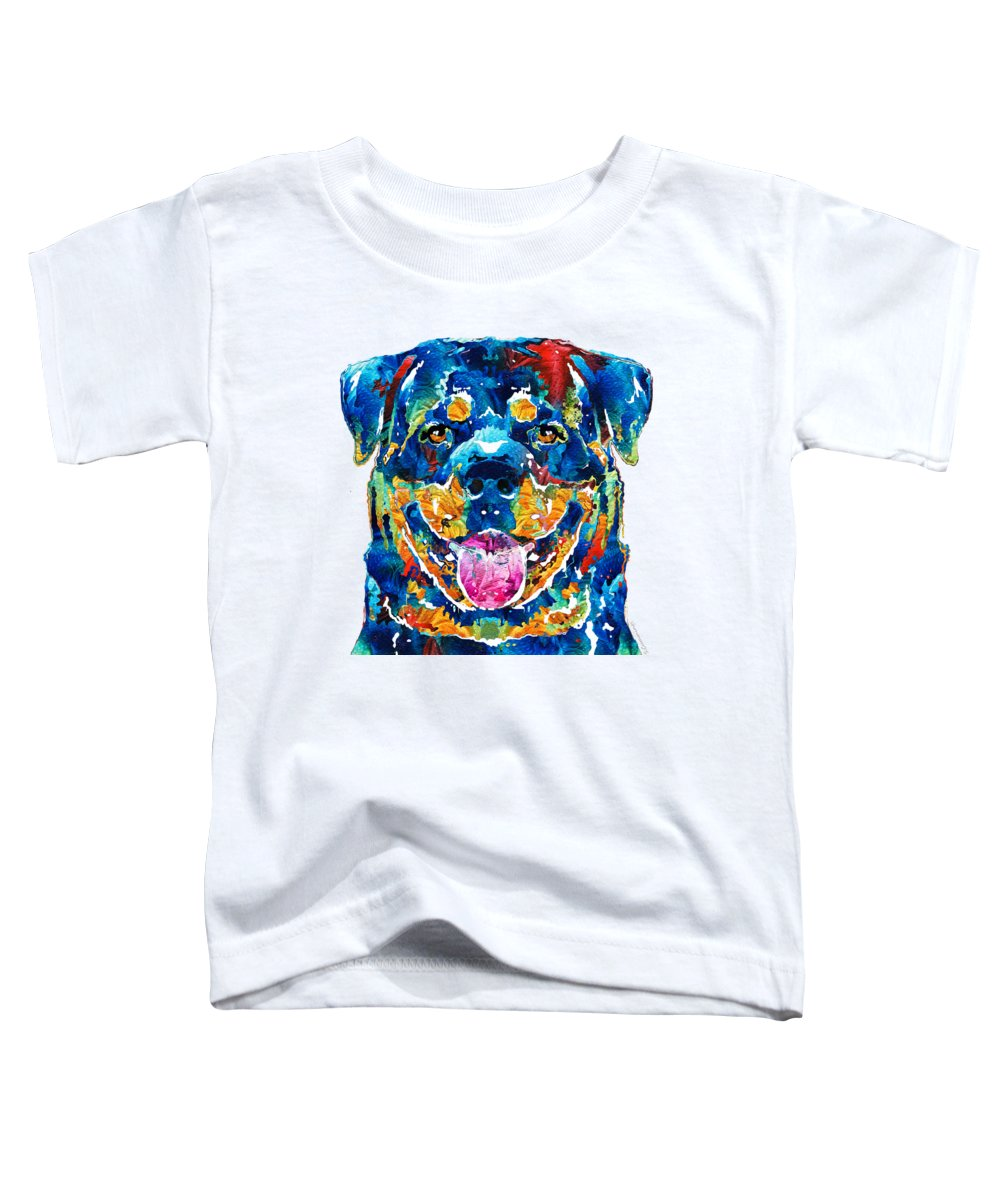 Puppy Toddler T-Shirts