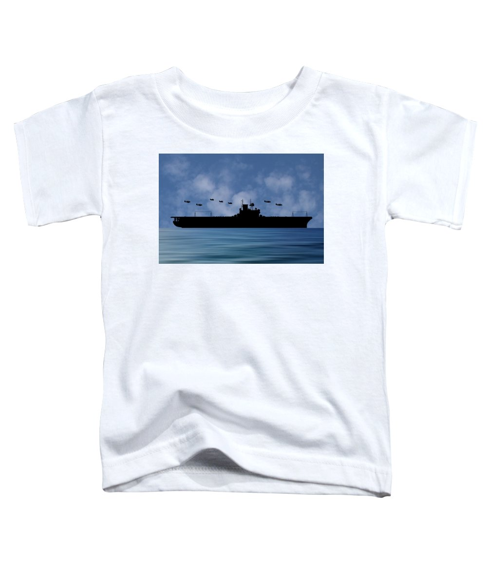 Cus Andrew Jackson Toddler T-Shirt featuring the photograph Cus Andrew Jackson 1936 V1 by Smart Aviation