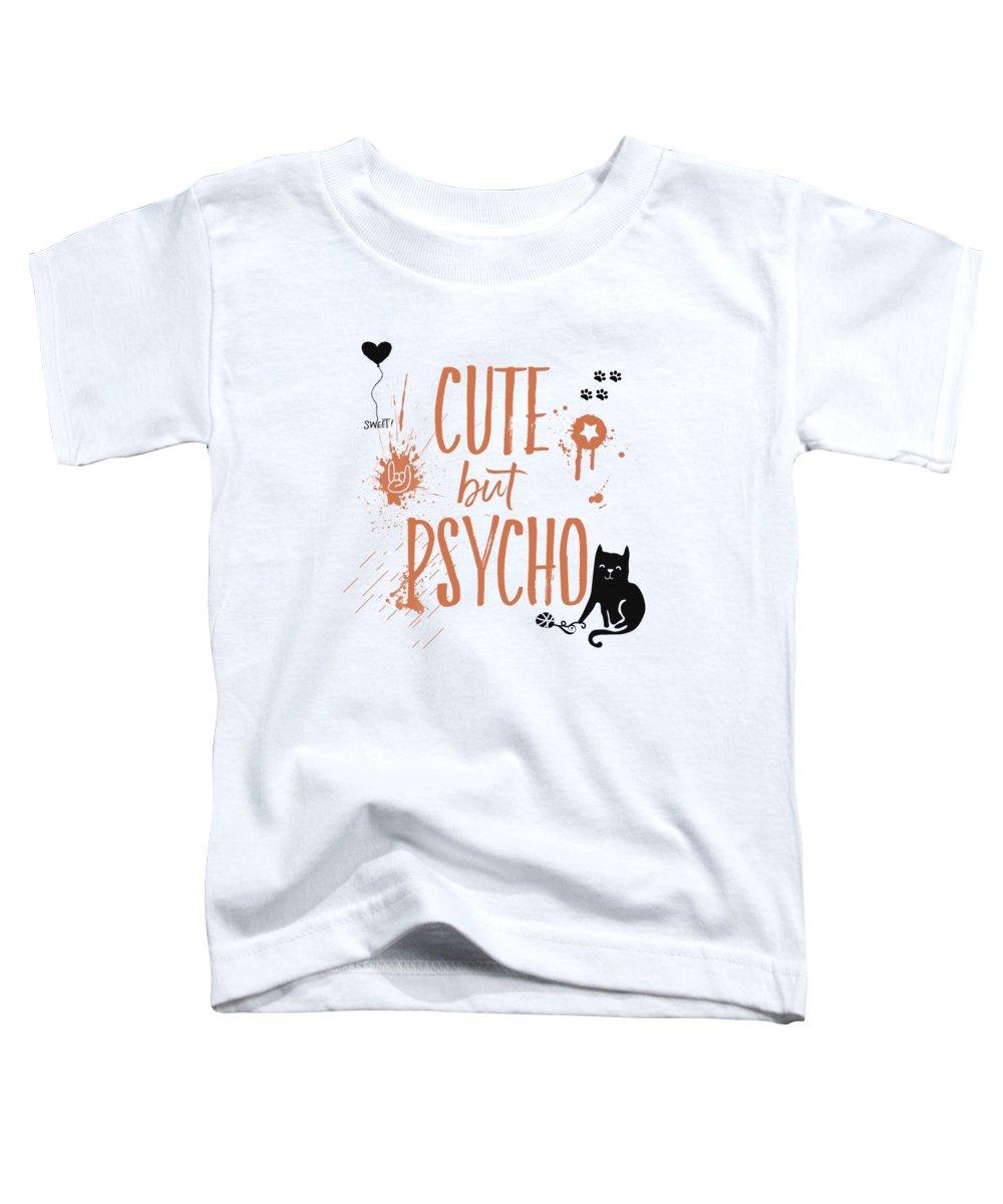 Good Girl Toddler T-Shirts