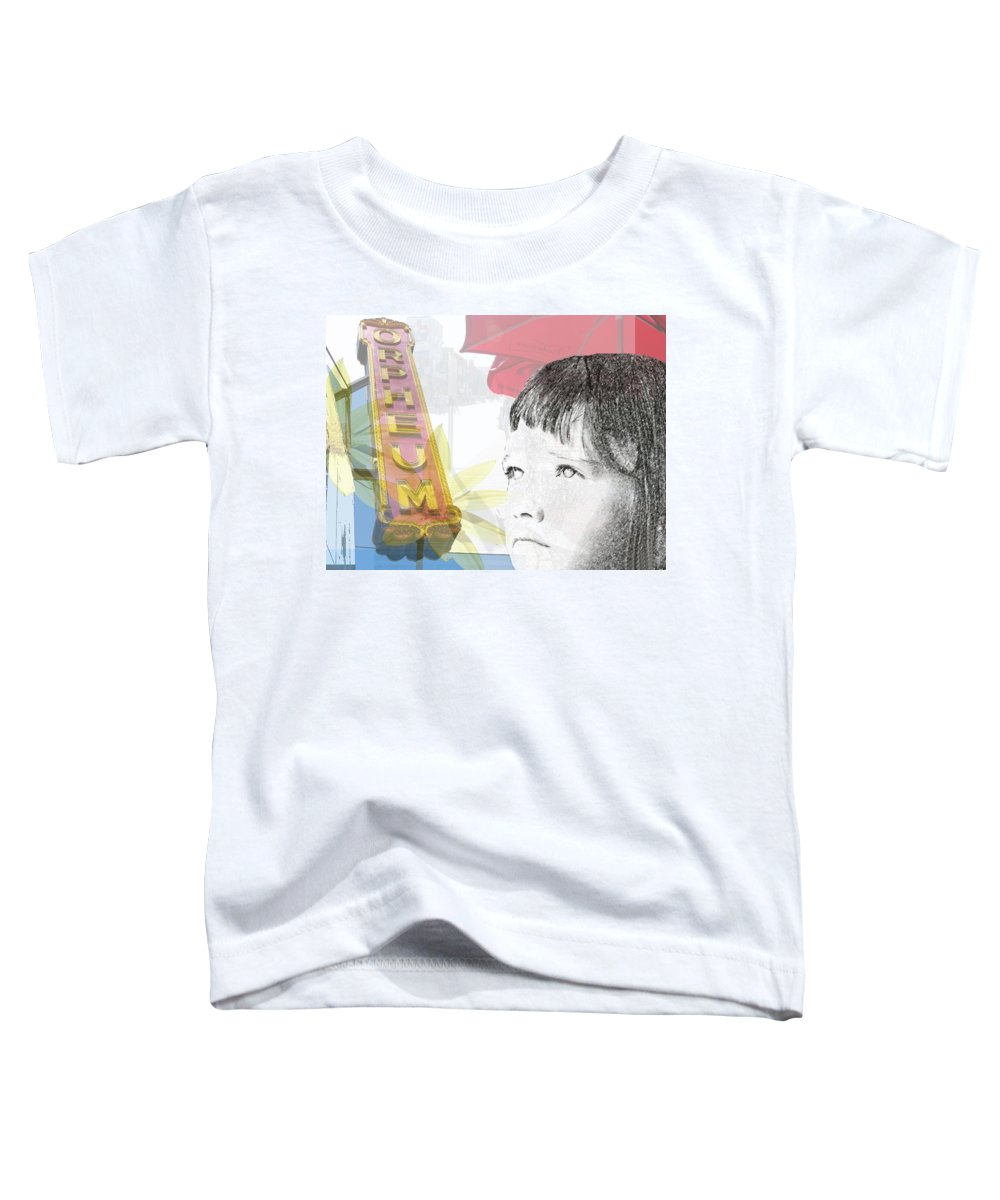 Memphis Toddler T-Shirt featuring the photograph Dreams Of Memphis by Amanda Barcon