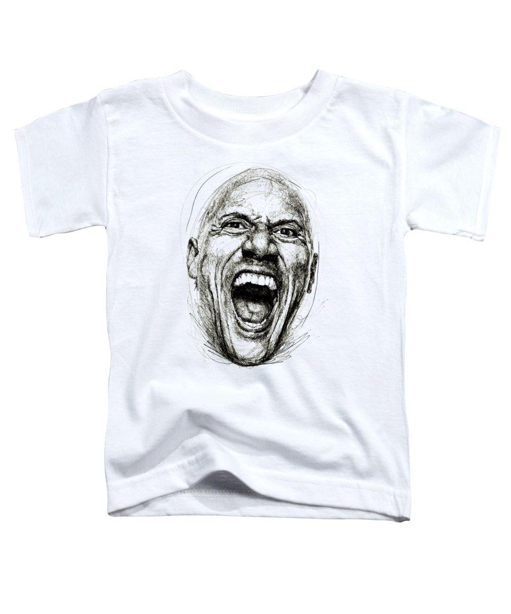Dwayne Johnson Toddler T-Shirts