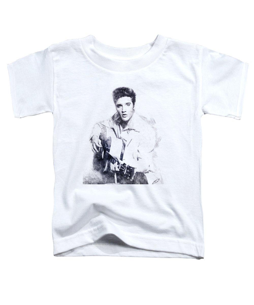 Elvis Presley Toddler T-Shirts
