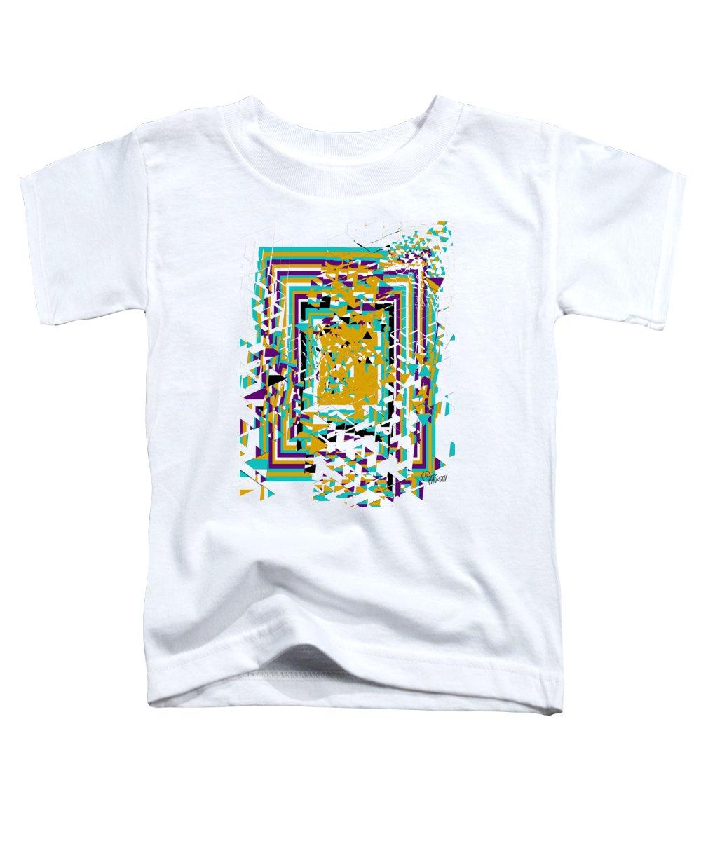 Arte Toddler T-Shirts
