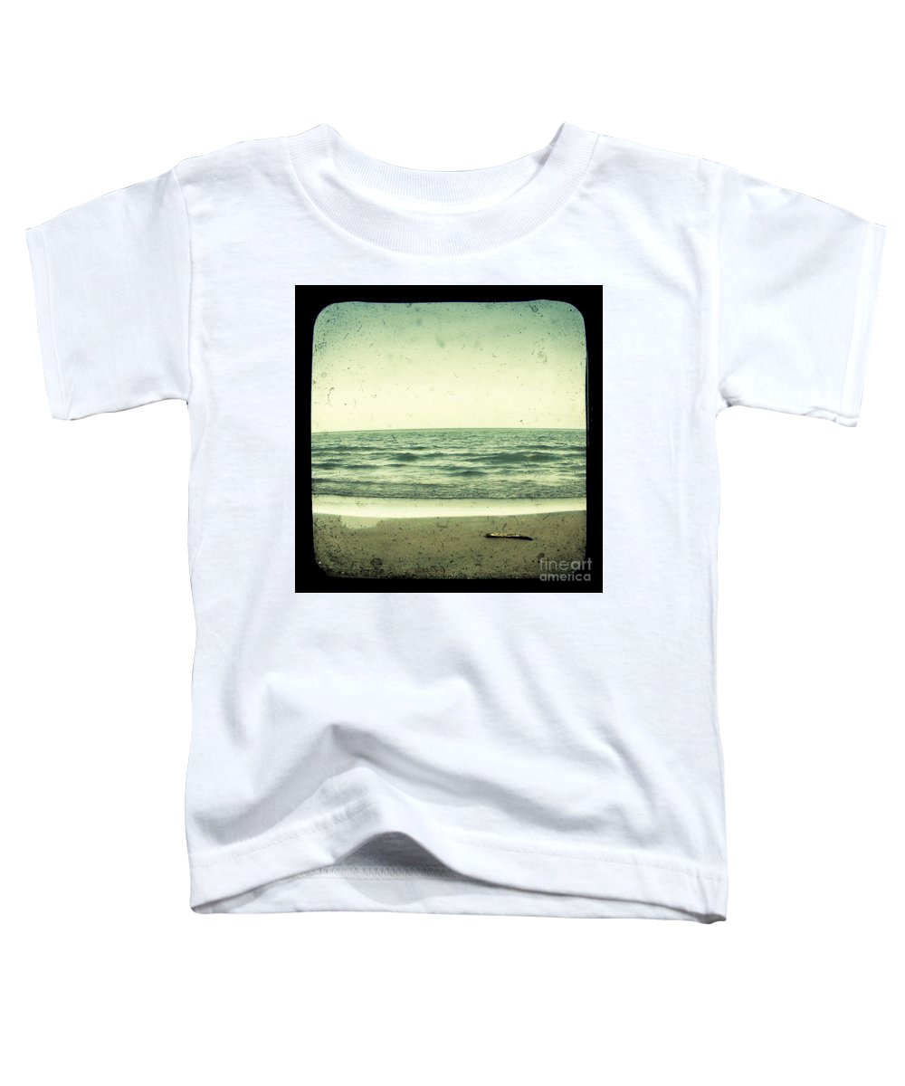 Ttv Toddler T-Shirt featuring the photograph Forget Yesterday by Dana DiPasquale