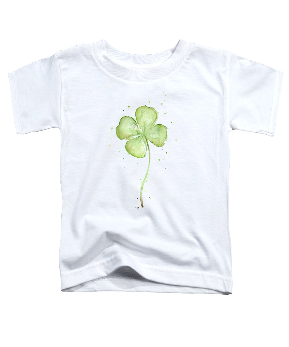 Floral Toddler T-Shirts