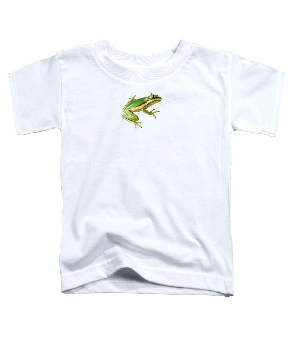 Frogs Toddler T-Shirts
