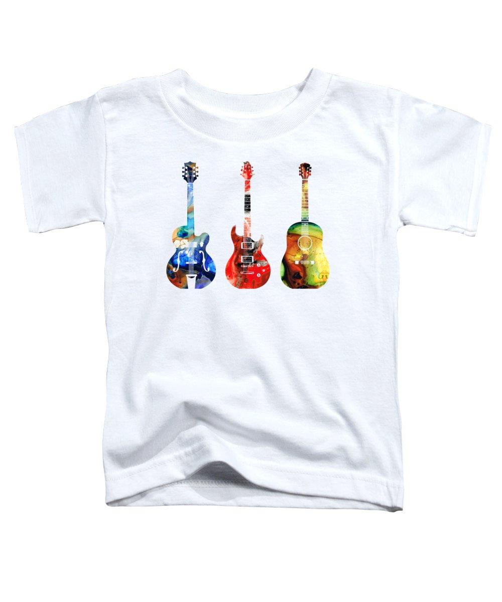 Folk Rock Toddler T-Shirts