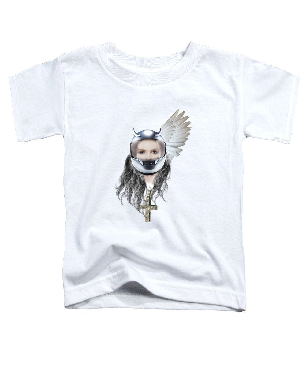 Mystery Paintings Toddler T-Shirts