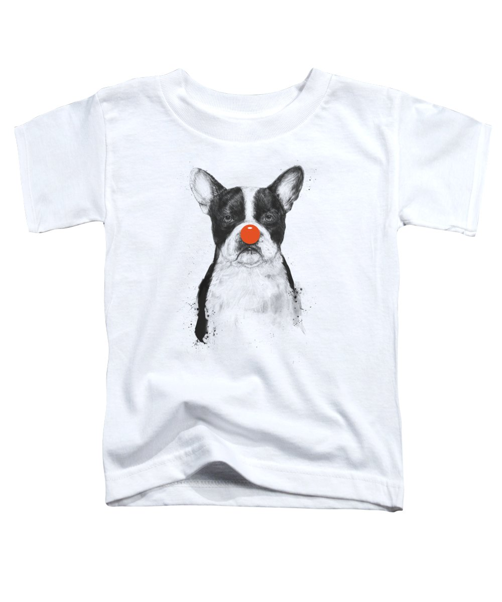 Funny Toddler T-Shirts