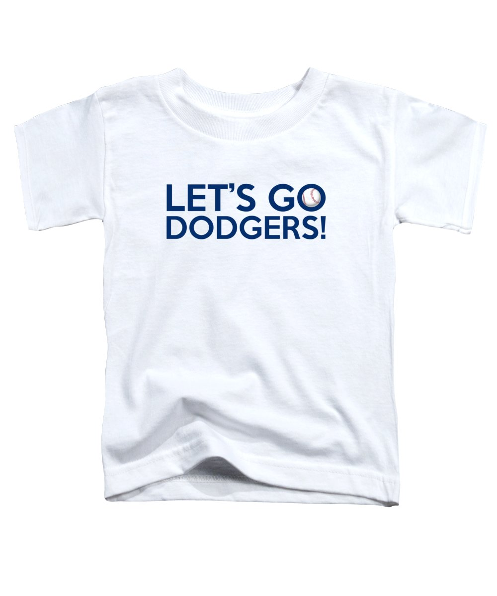 Los Angeles Dodgers Toddler T-Shirts