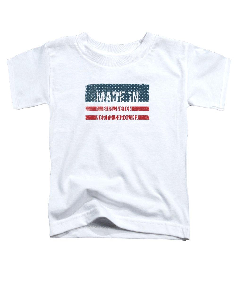Burlington Toddler T-Shirts