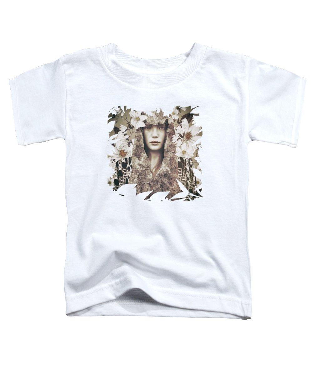 Magnolia Toddler T-Shirts