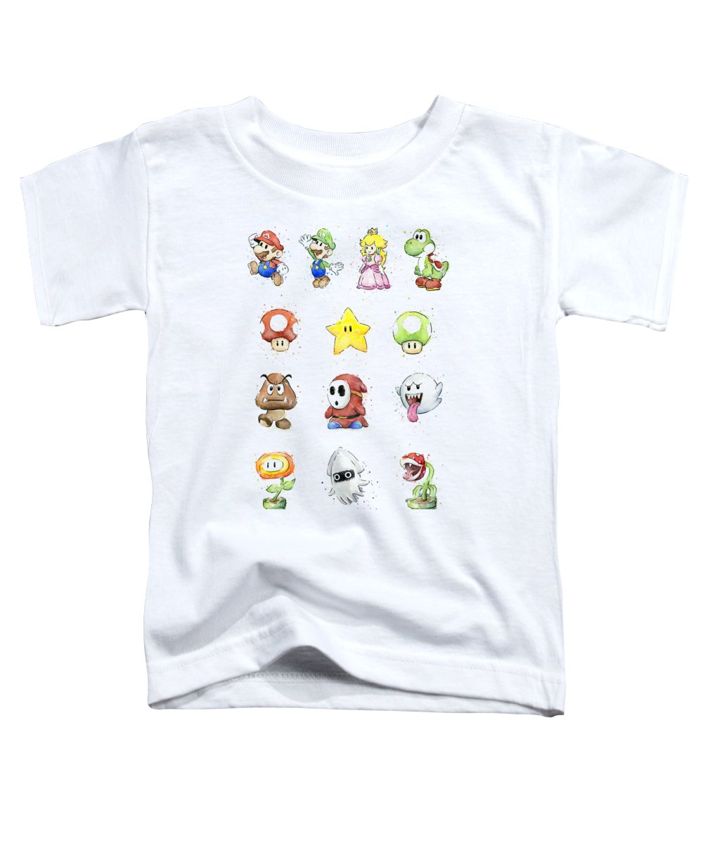 Mushrooms Toddler T-Shirts