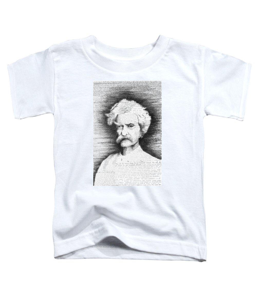 Modern Toddler T-Shirts