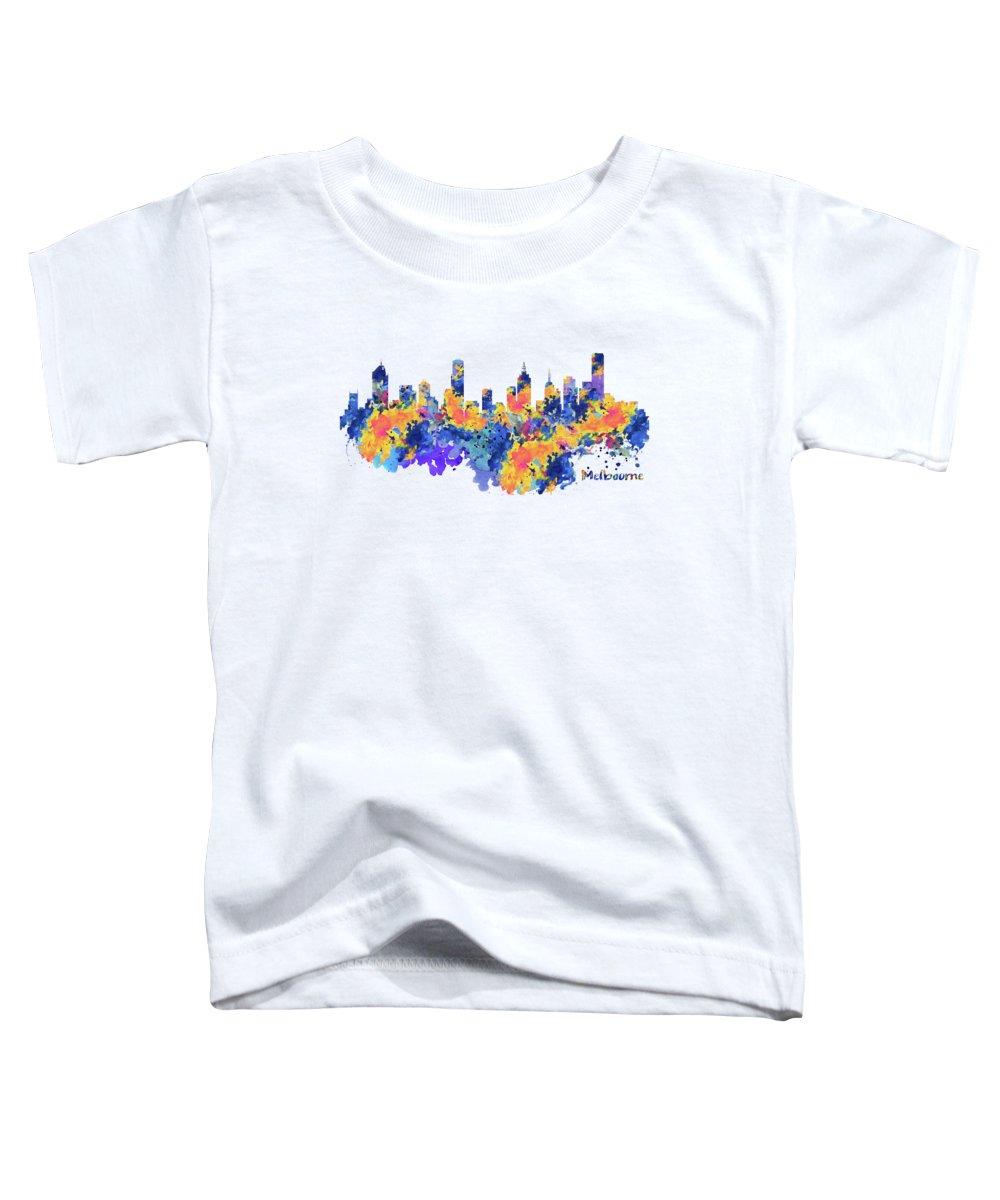 Melbourne Australia Toddler T-Shirts