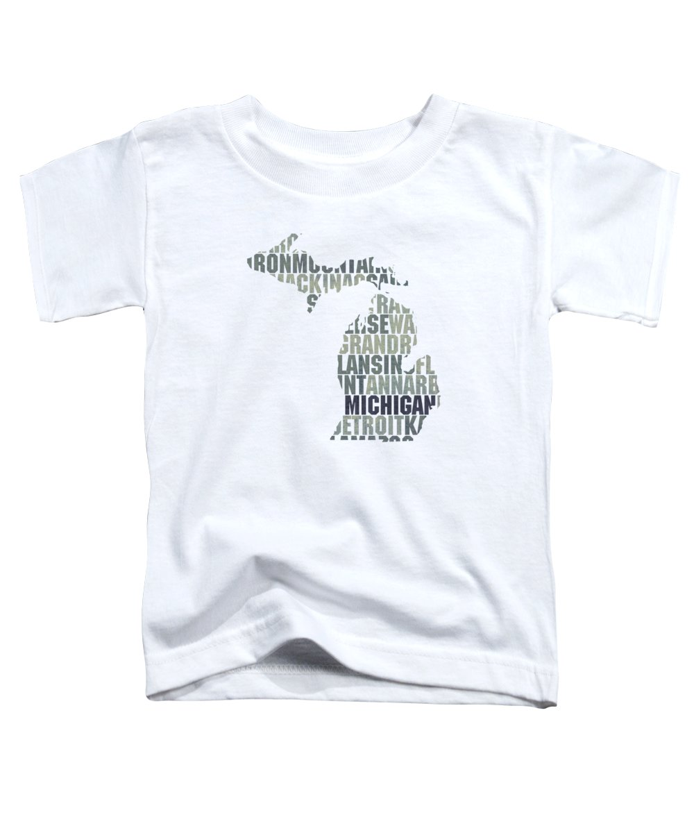 Michigan State Toddler T-Shirts