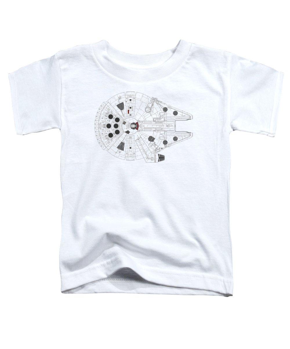 Jedi Toddler T-Shirts