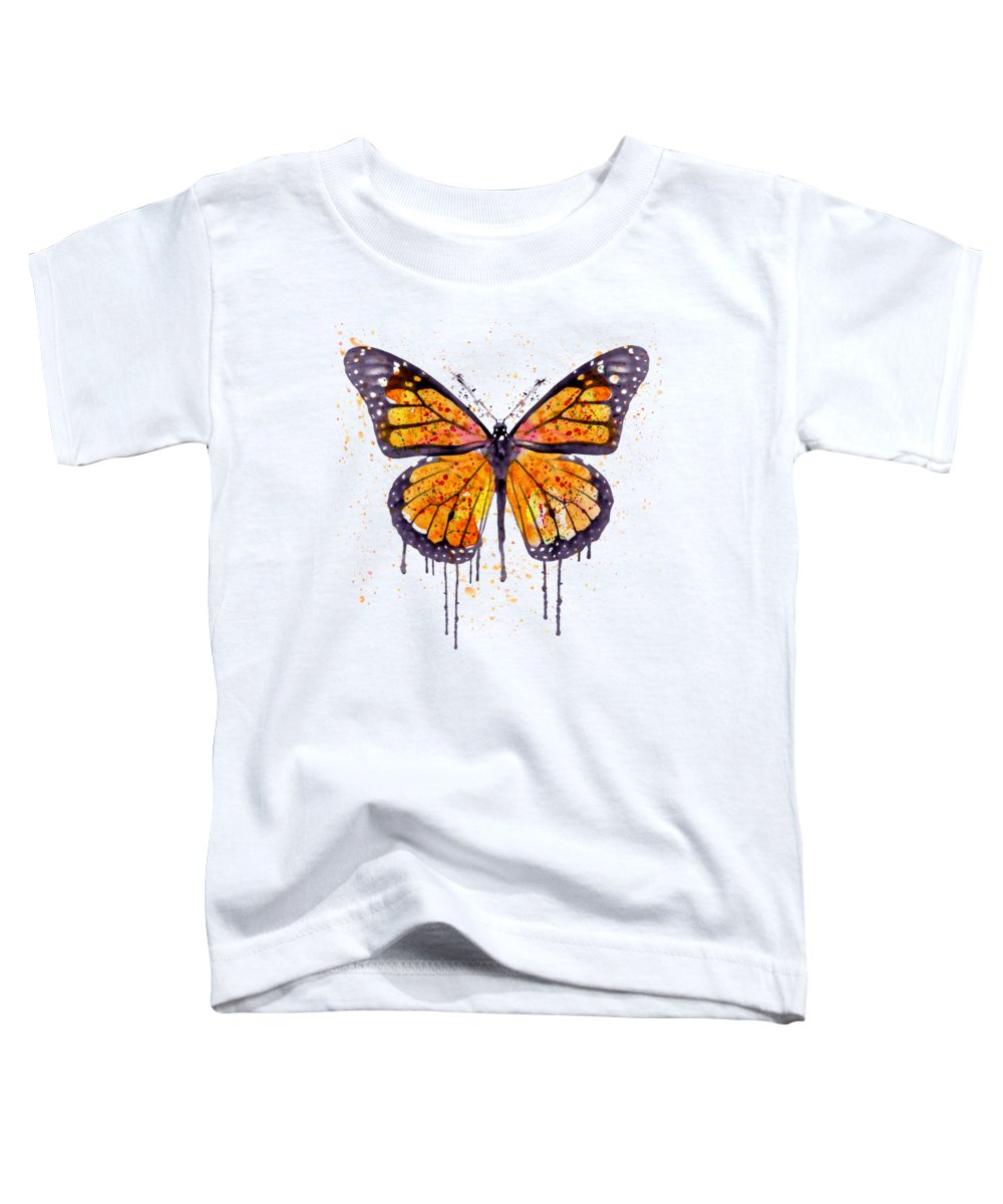 Butterfly Wings Toddler T-Shirts