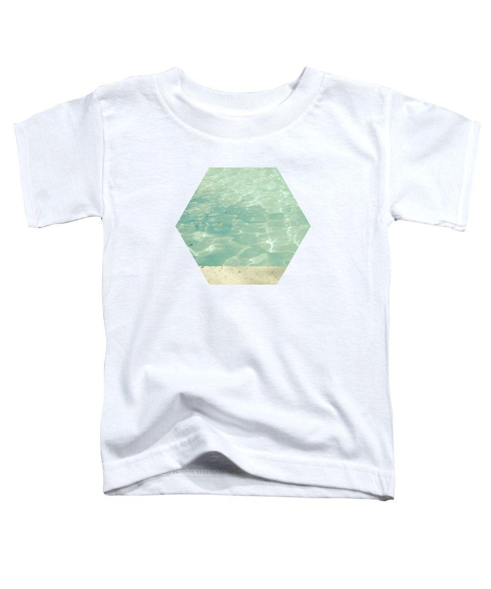 Swimming Pool Toddler T-Shirts