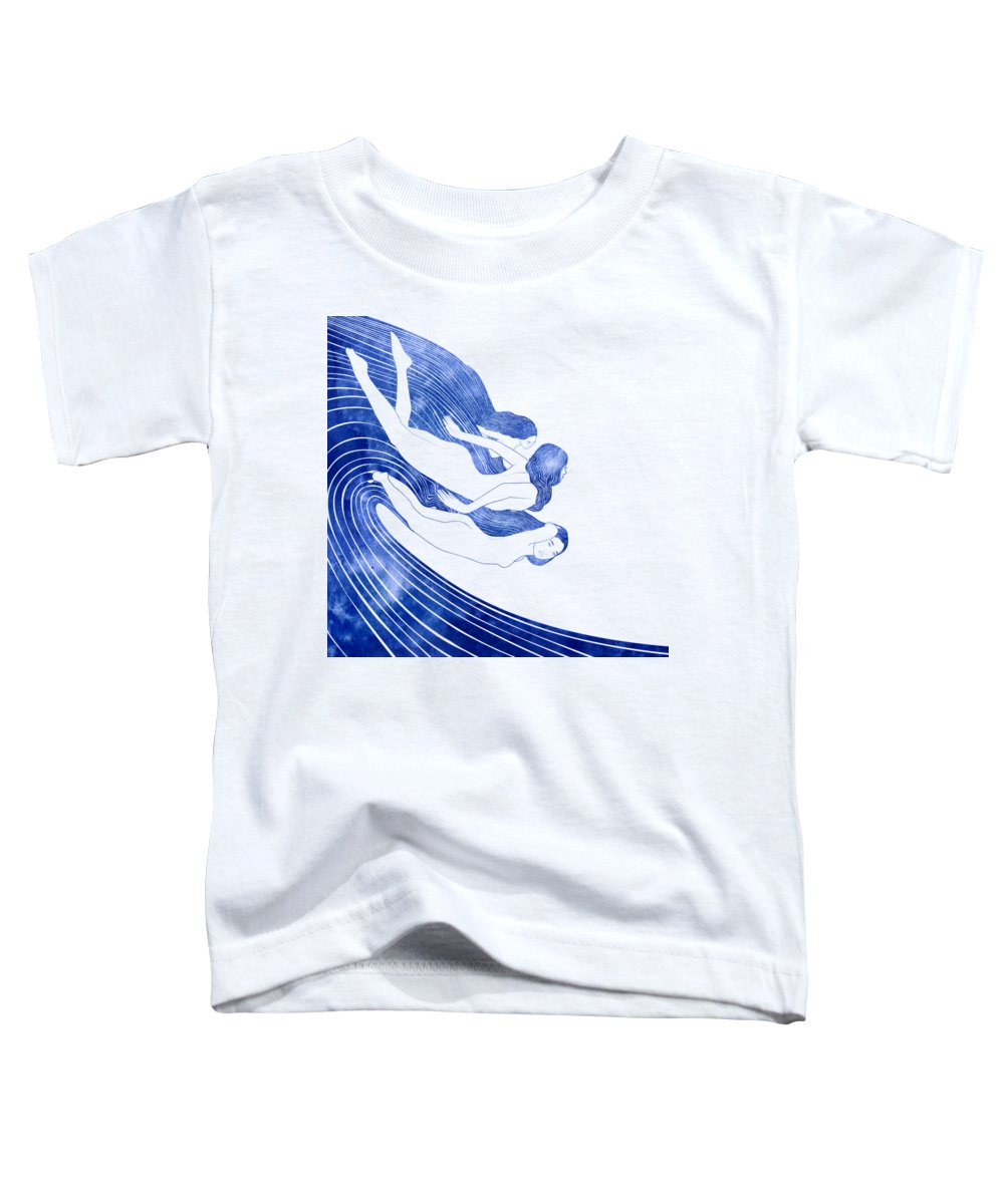 Nereid Toddler T-Shirts