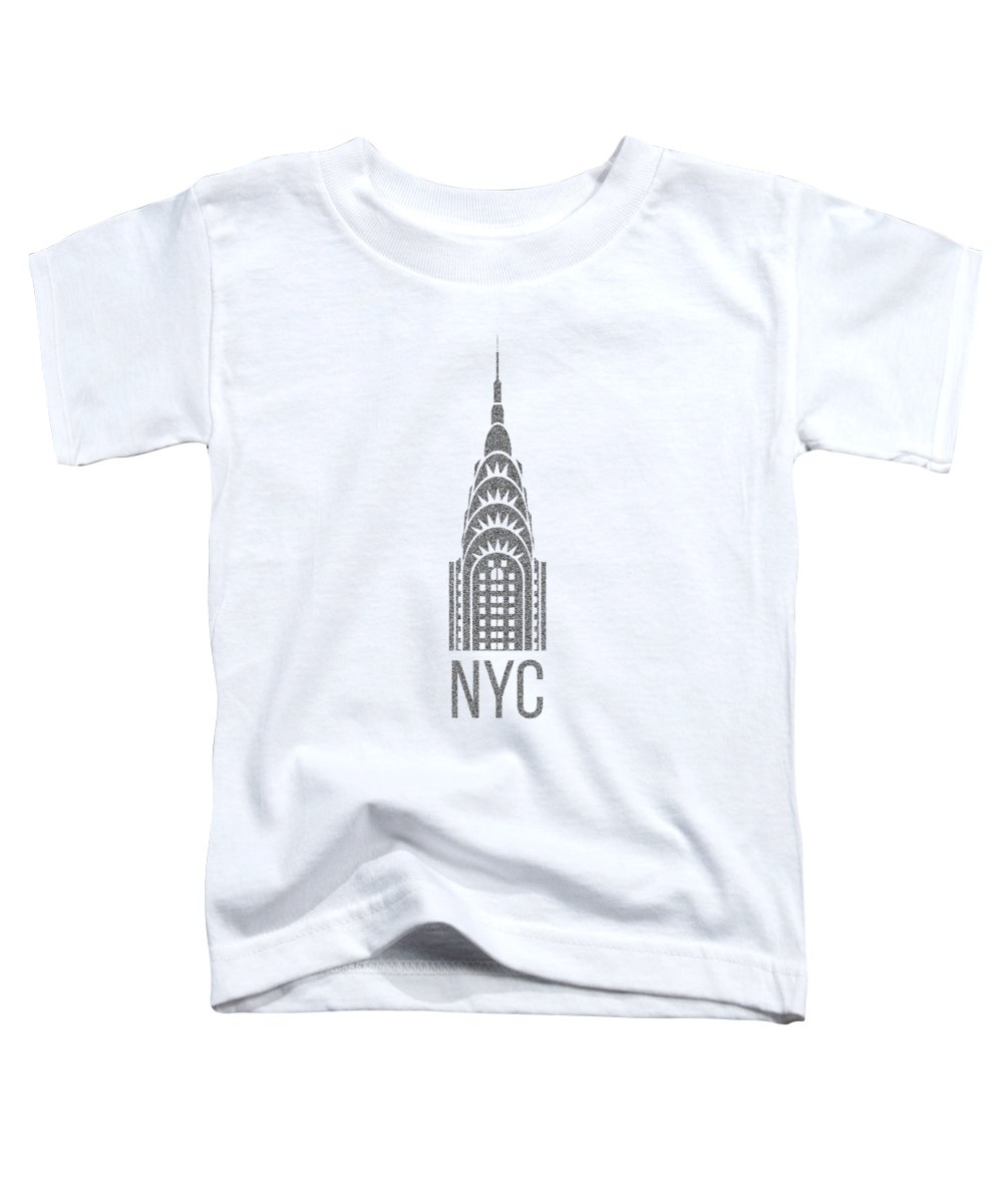 Chrysler Building Toddler T-Shirts