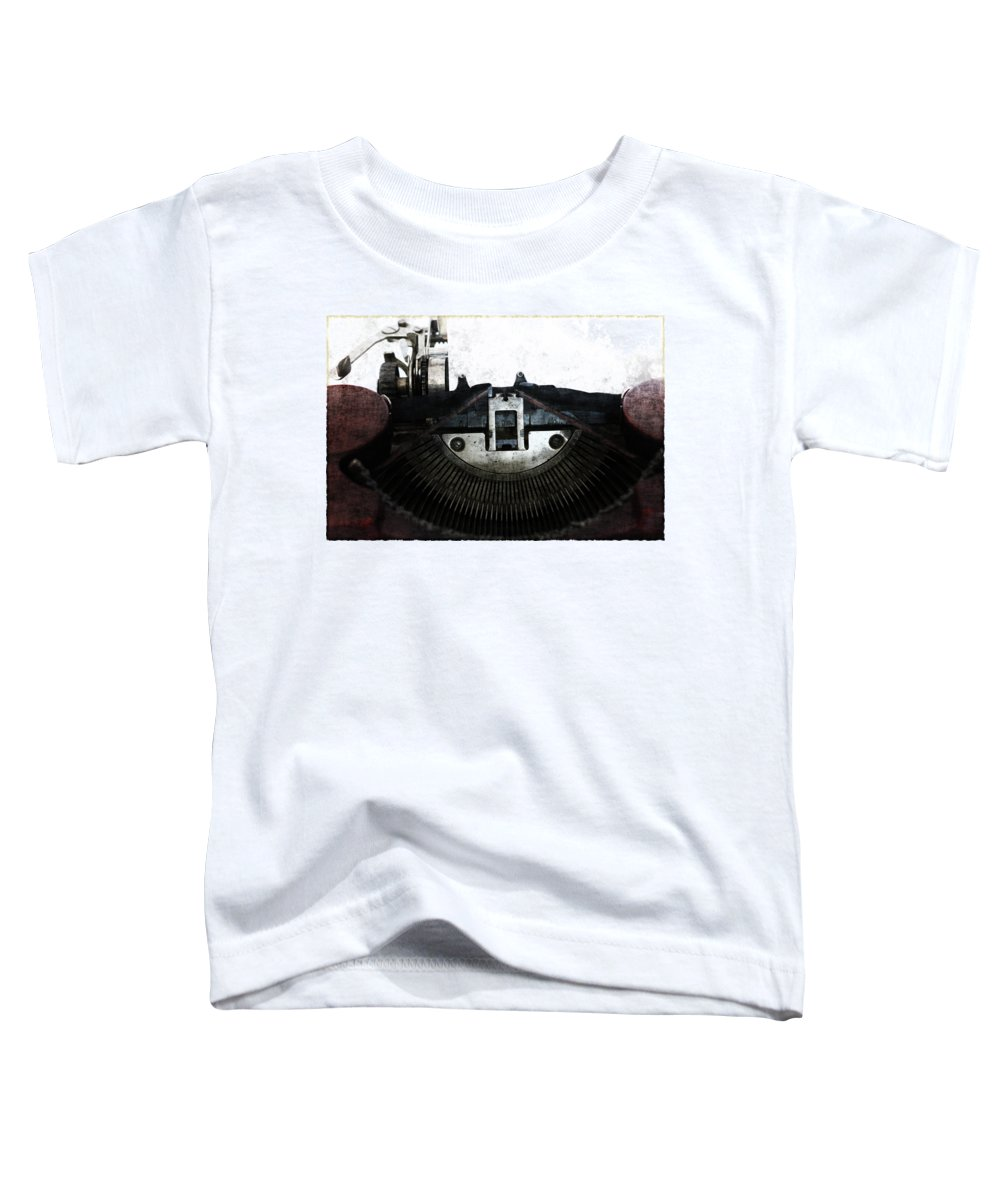Alphabet Toddler T-Shirts