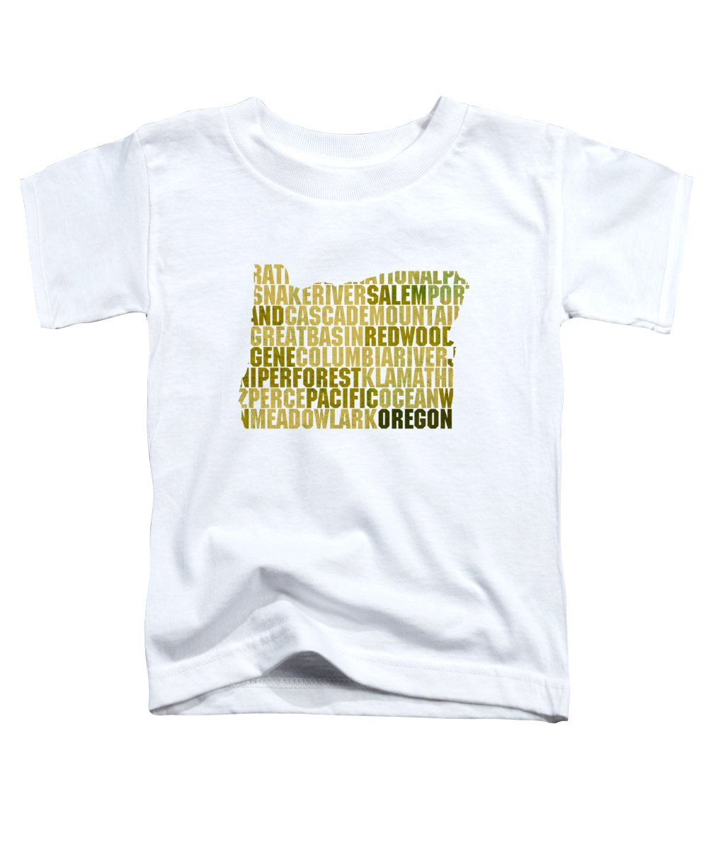 Oregon State Toddler T-Shirts