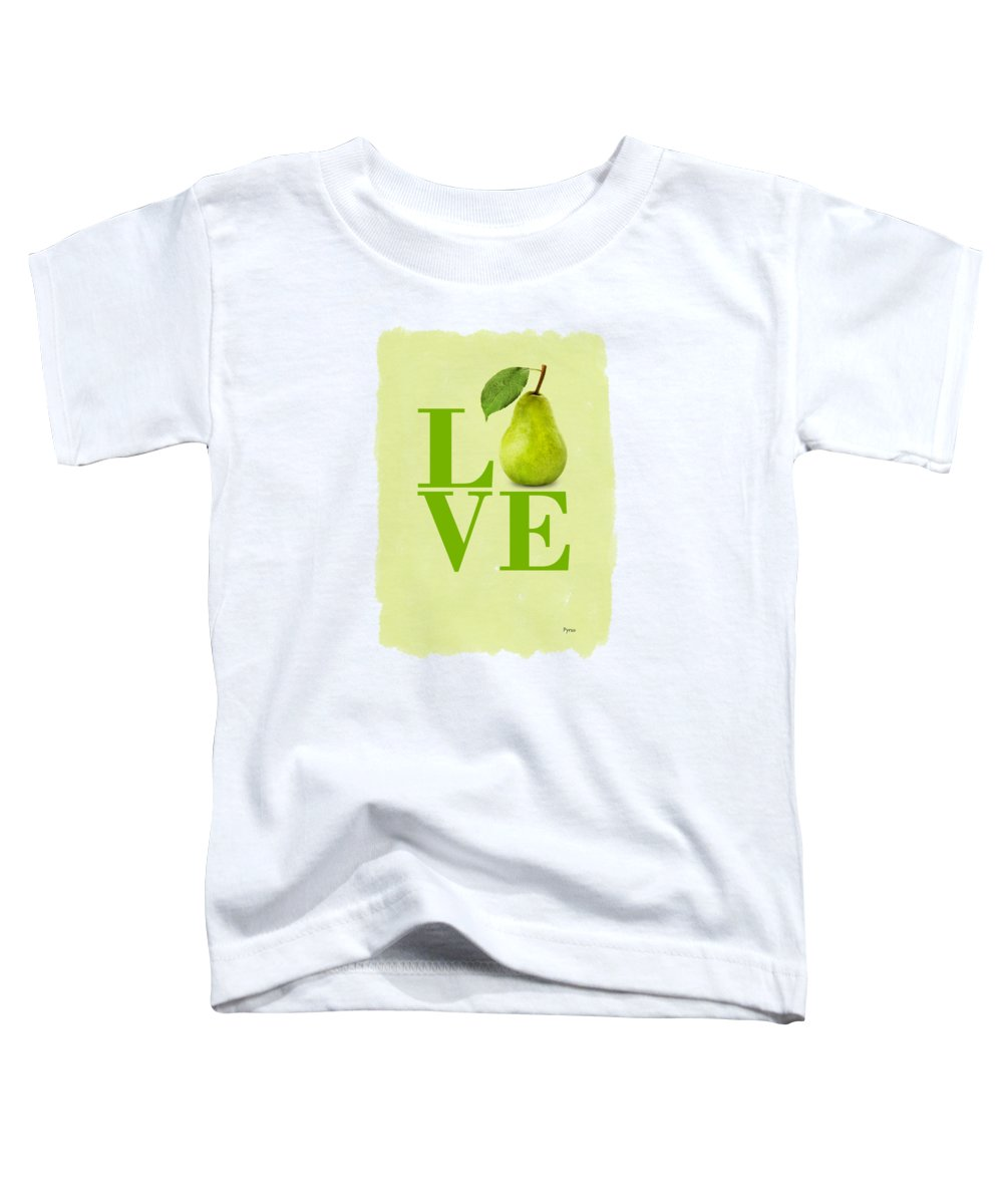 Apples Photographs Toddler T-Shirts