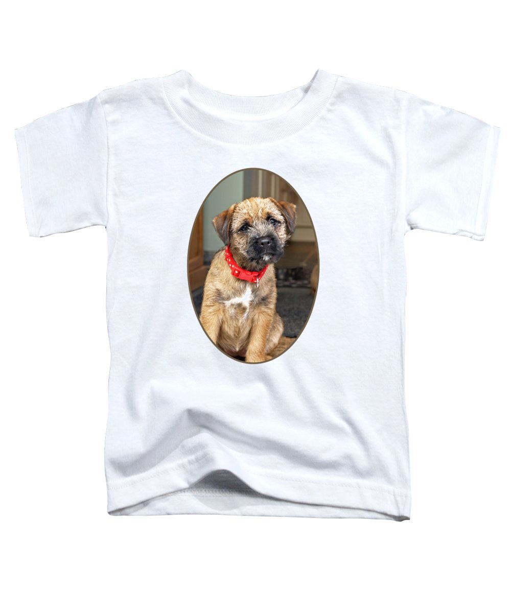 Canine Toddler T-Shirts