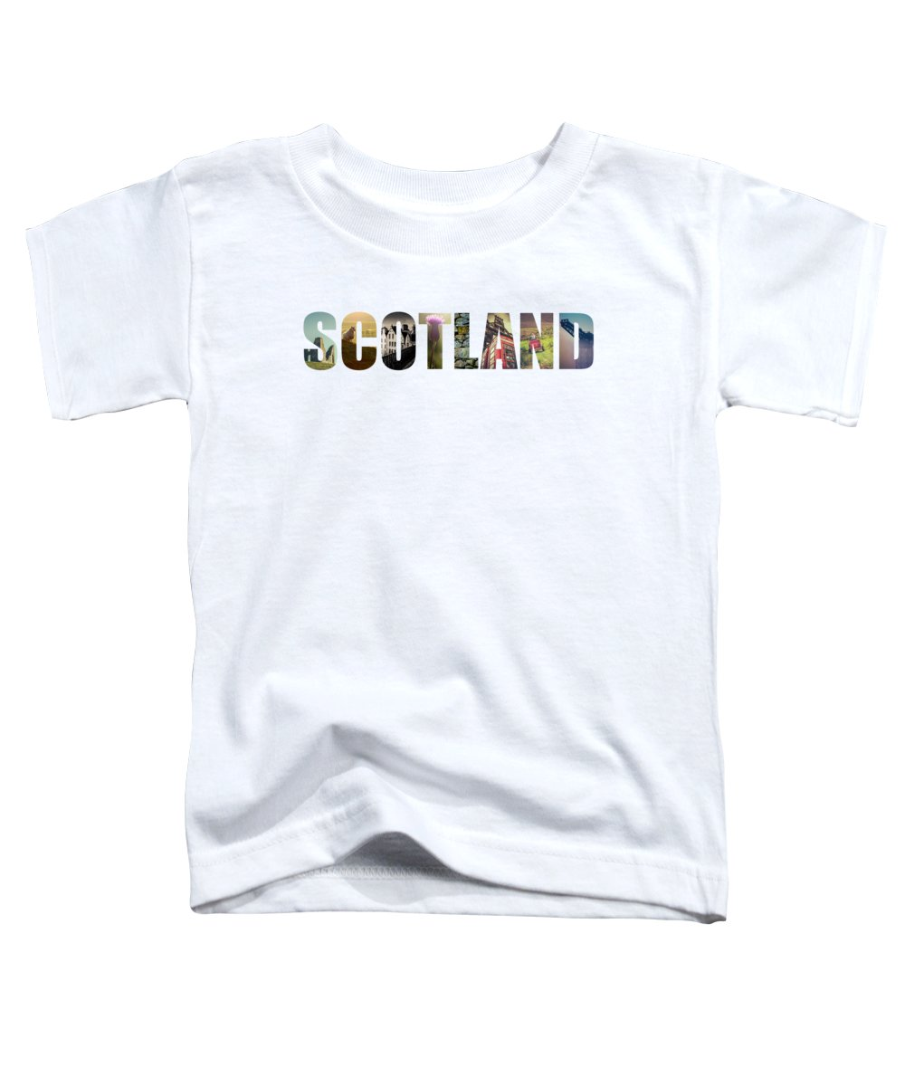 Visit Scotland Toddler T-Shirts