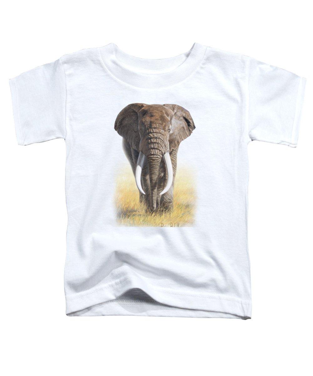 Elephant Toddler T-Shirts