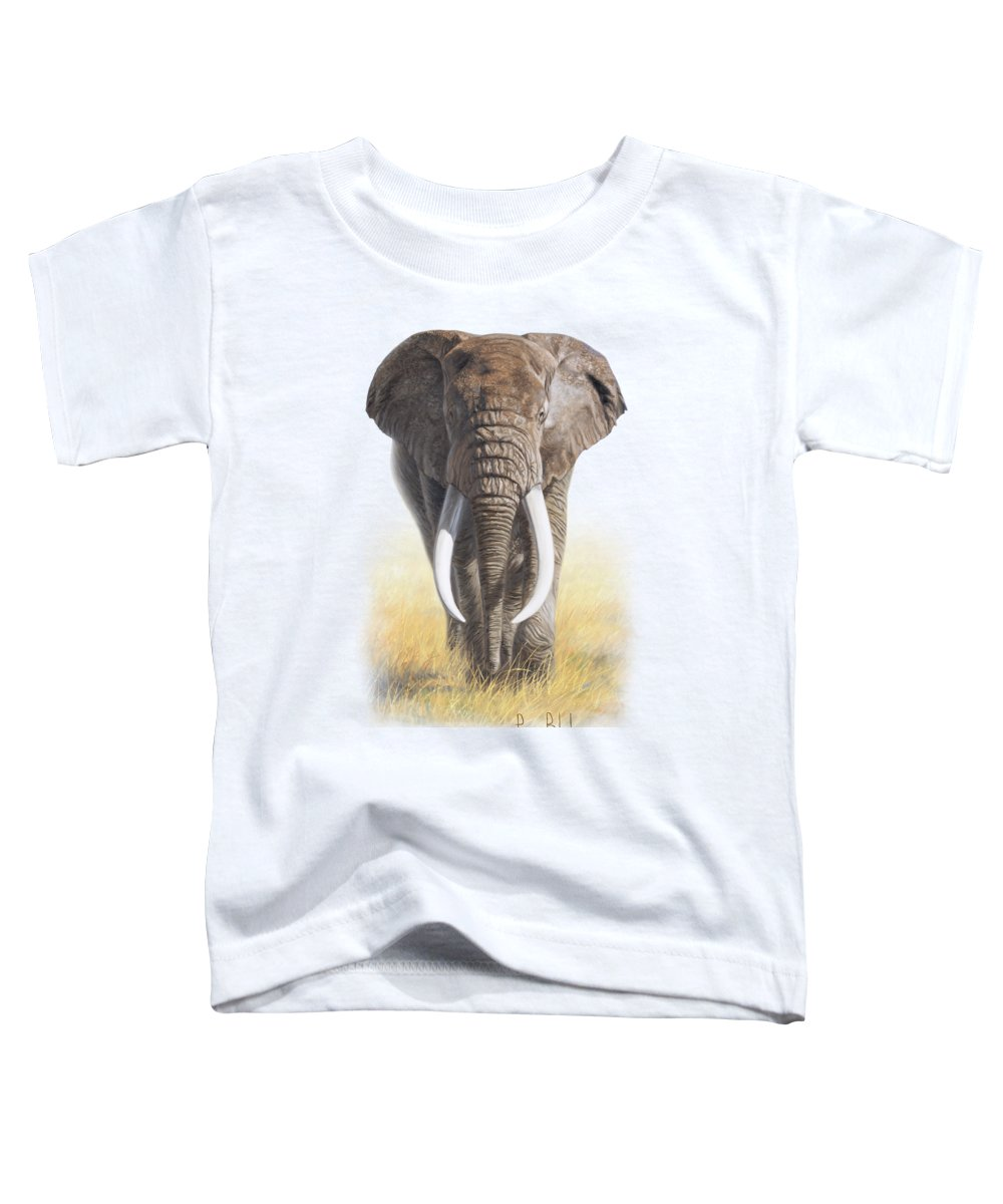Elephant Toddler T-Shirts