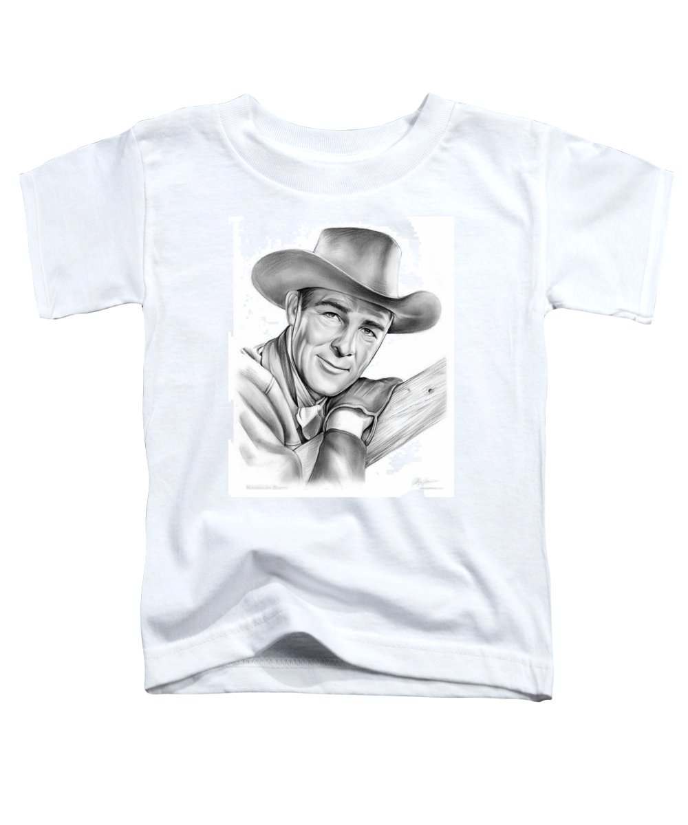 Western Toddler T-Shirts