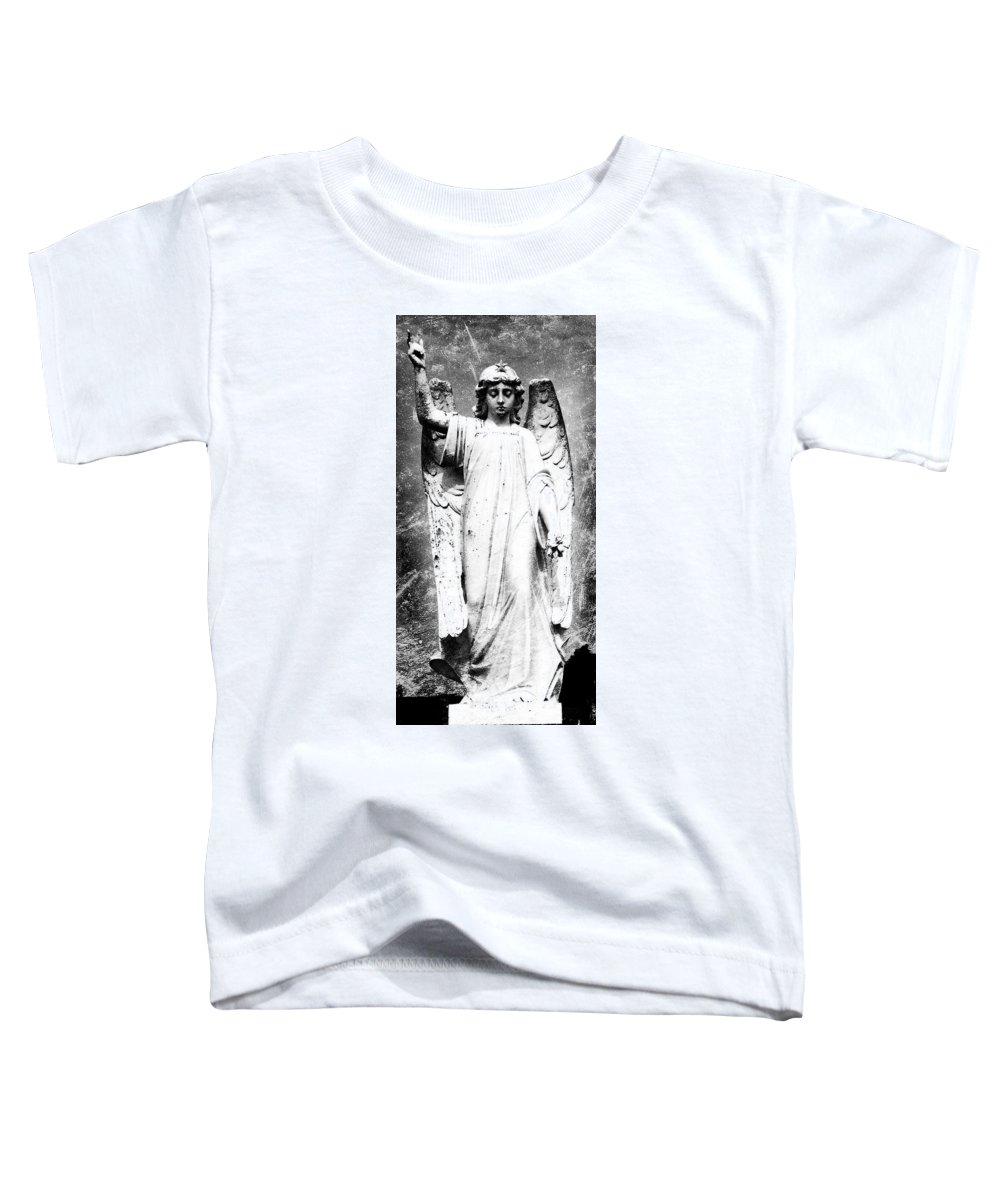 Roscommon Toddler T-Shirt featuring the photograph Roscommon Angel No 2 by Teresa Mucha