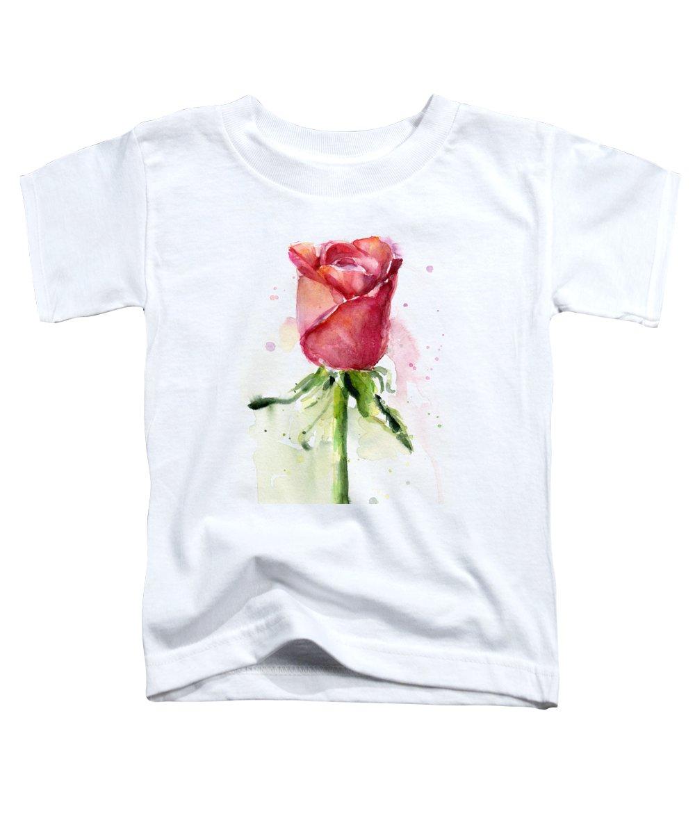 Roses Toddler T-Shirts