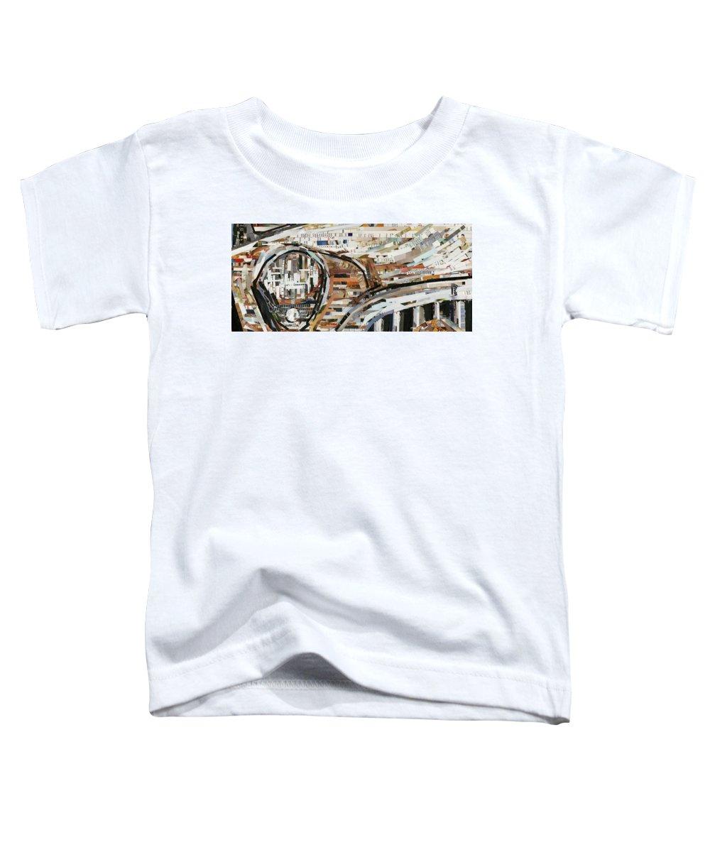 Car Paintings Toddler T-Shirts