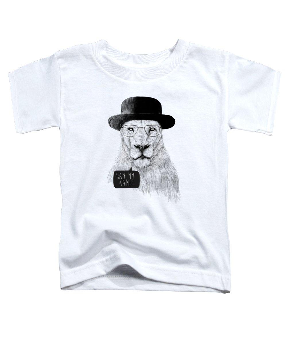 Animal Toddler T-Shirts