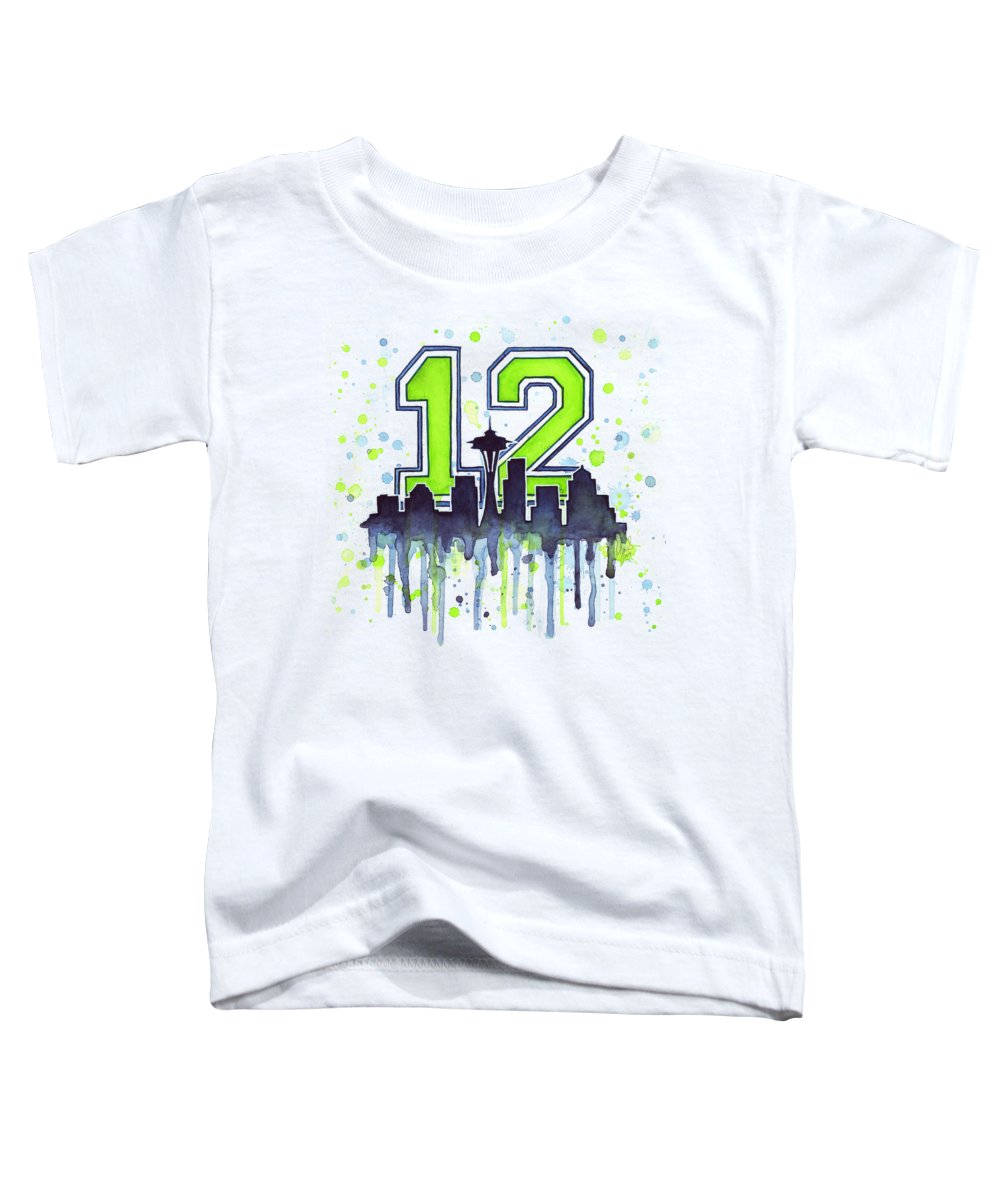 Silhouette Toddler T-Shirts