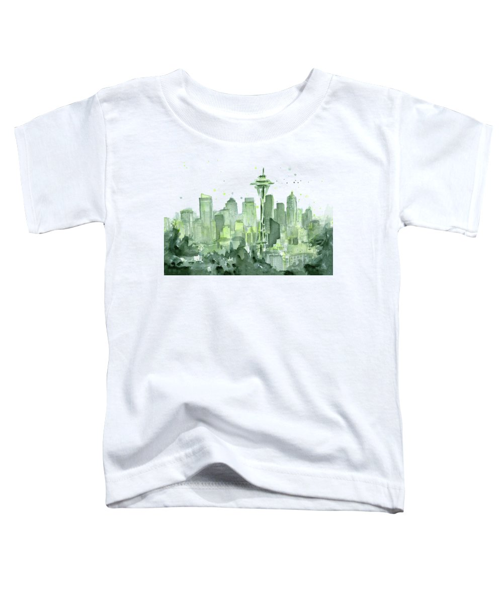 Architecture Toddler T-Shirts