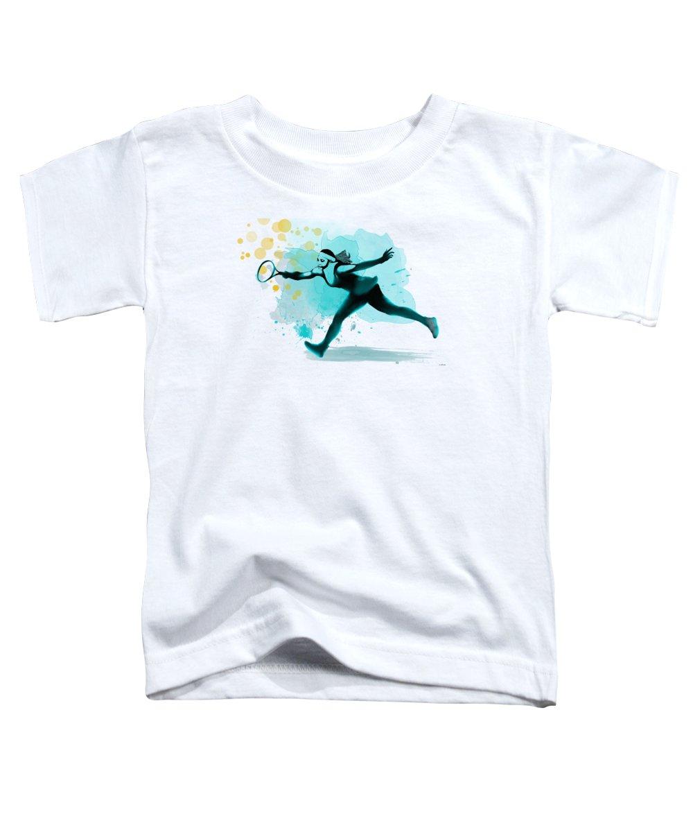 Serena Williams Toddler T-Shirts