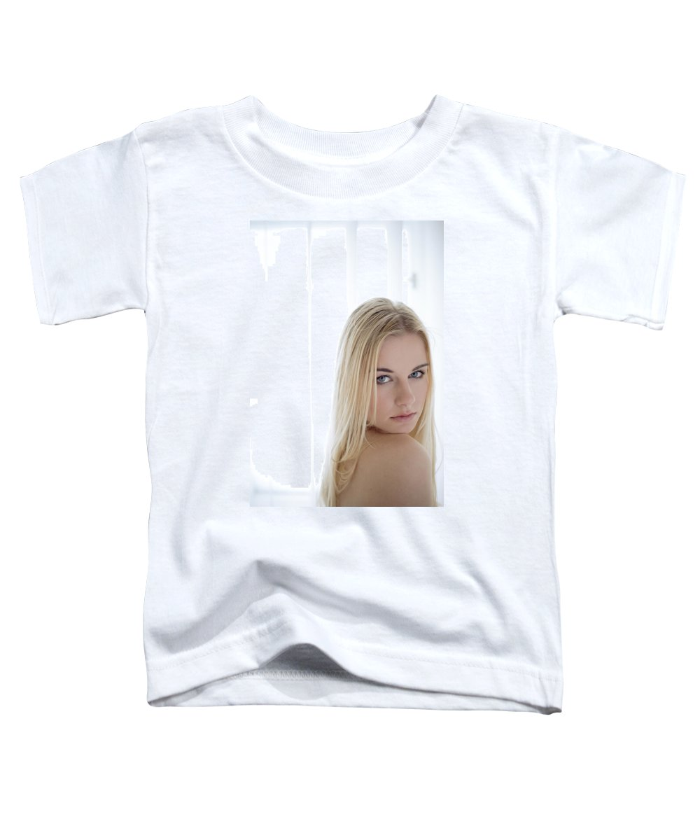 Sensual Toddler T-Shirt featuring the photograph Sincere by Olivier De Rycke