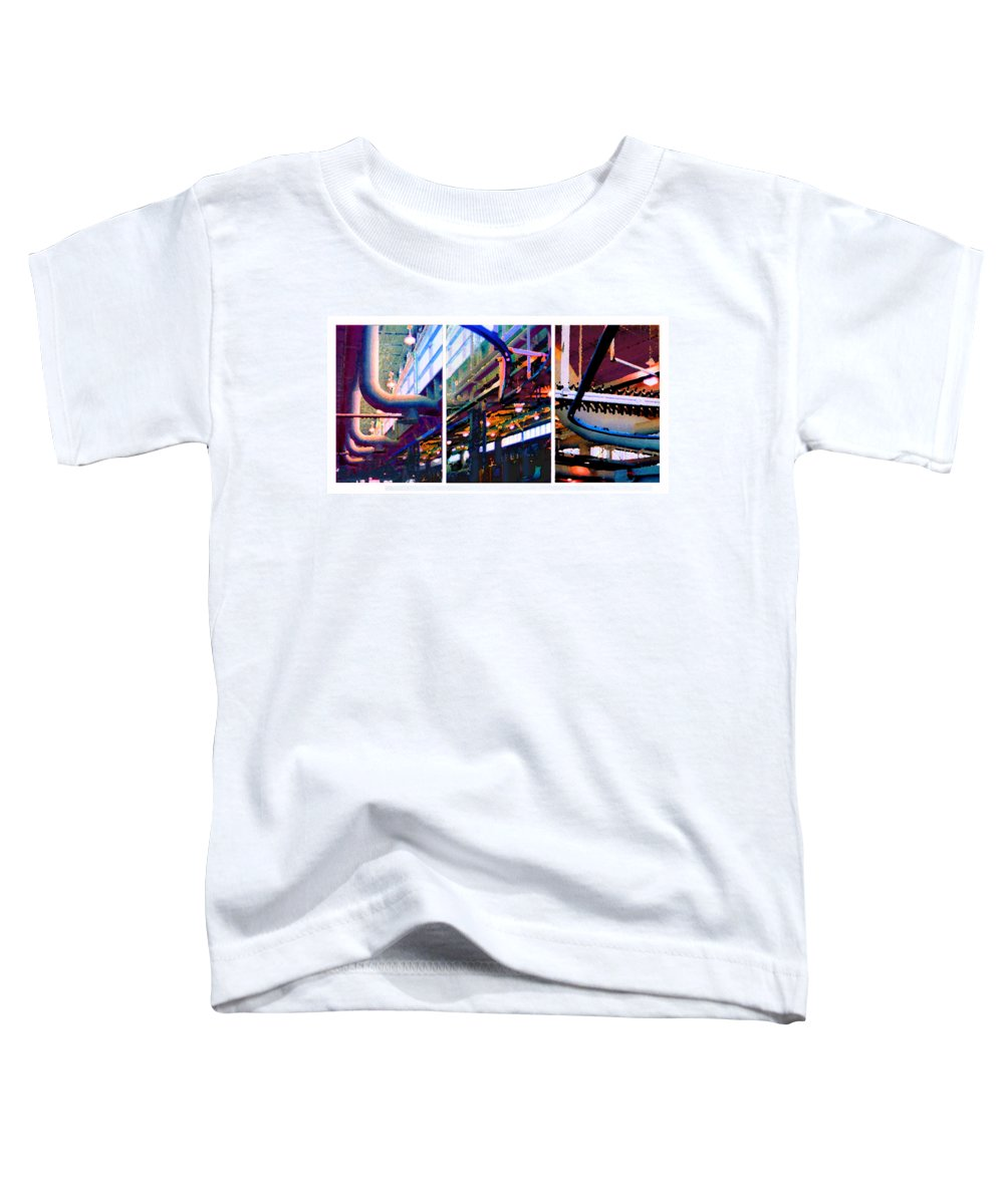 Abstract Toddler T-Shirt featuring the photograph Star Factory by Steve Karol