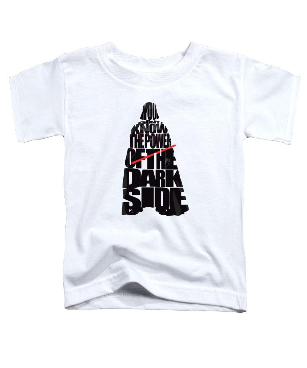 Vector Toddler T-Shirts