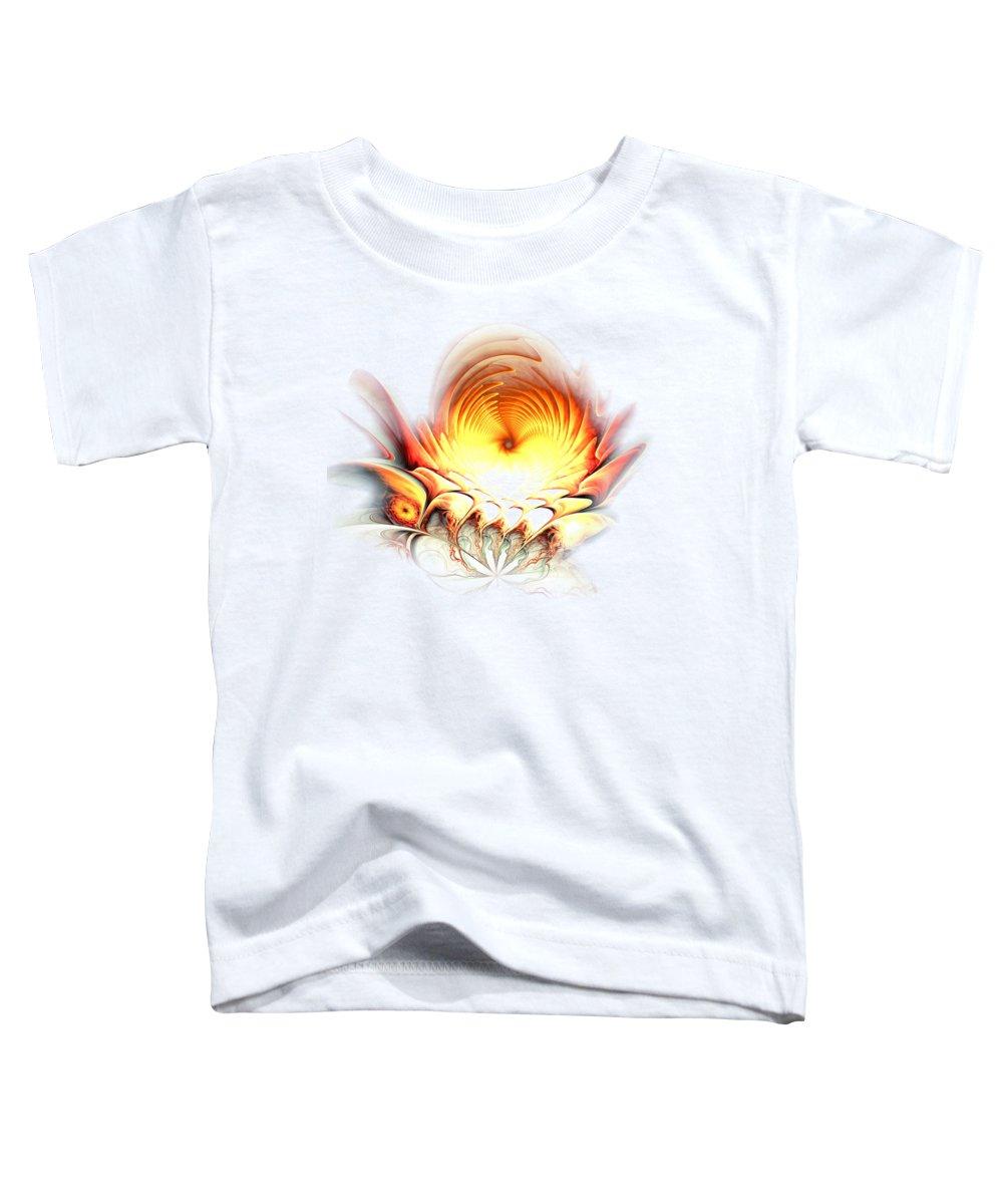 No People Toddler T-Shirts